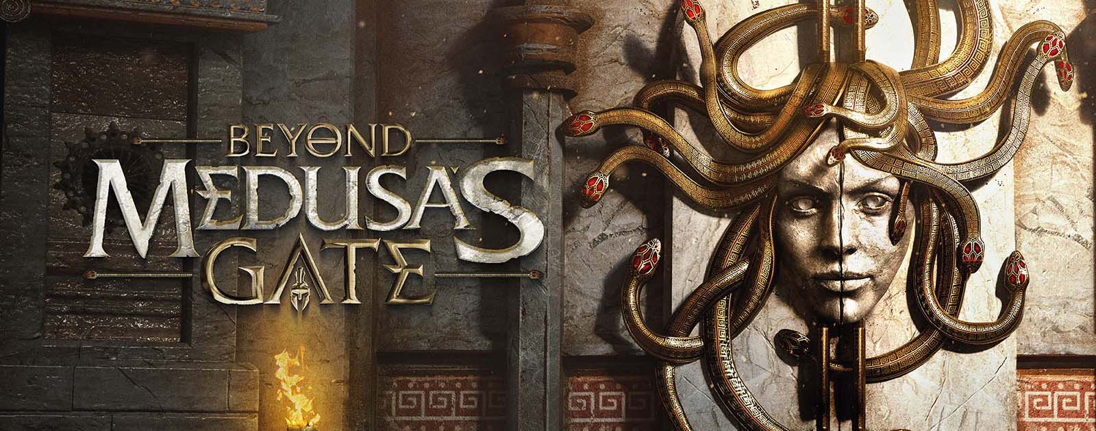 Escape Beyond Medusa Gates
